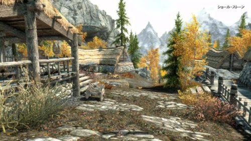 宿があって、村人の家があります!リフテンに通う商人の家も。