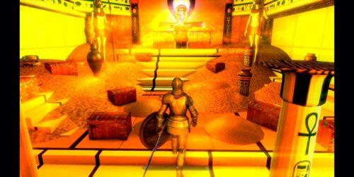 Egyptian Palace Of Amarna SE